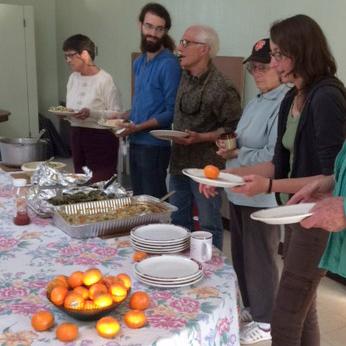 Shelter Dinner Ministry