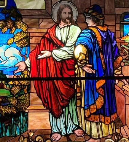 Stined Glass Window